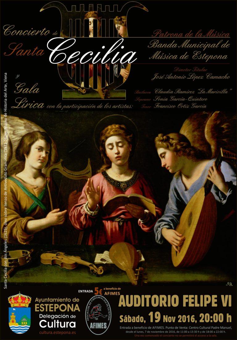 Concierto Santa Cecilia - BME 2016